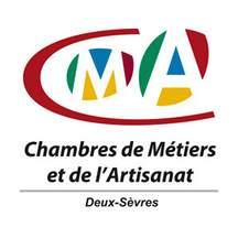 Logo Chambres de Métiers et de l'Artisanat - Deux-sèvres